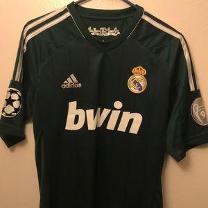 best website c673b 39642 Real Madrid 2012 Away Jersey